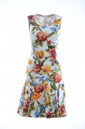 Dolce & Gabbana Women Floral Short Dress - F68O0T FSFGF