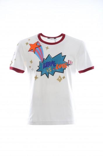 Dolce & Gabbana Men T-Shirt Comic - G8IV0T G7QKN