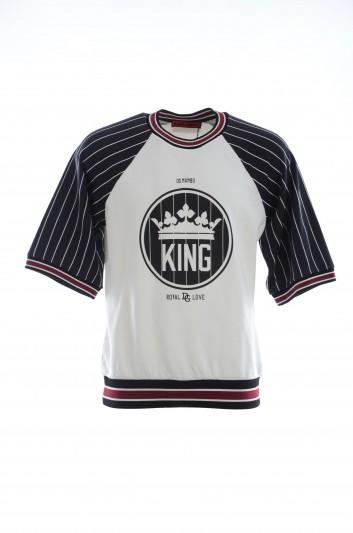 Dolce & Gabbana Men King Jumper - G9KS2Z G7ONU
