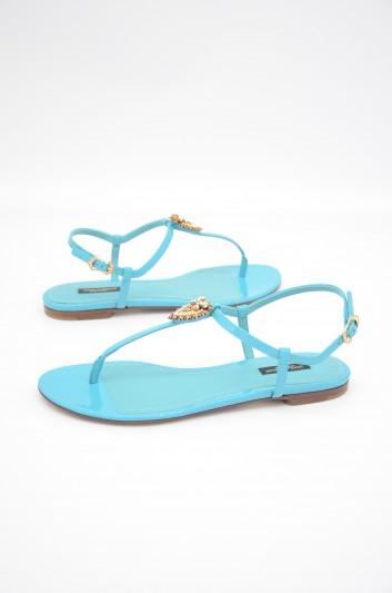 Dolce & Gabbana Women Devotion Sandals - CQ0353 A1471