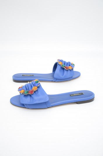 Dolce & Gabbana Women Jewel Sandals - CQ0330 AX191