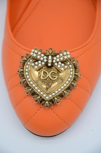Dolce & Gabbana Women Devotion Ballerinas - CB0173 AV967