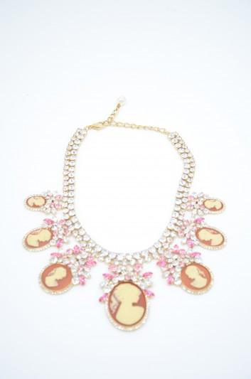 Dolce & Gabbana Women Sicilian Necklace - WNK6C2 W1111