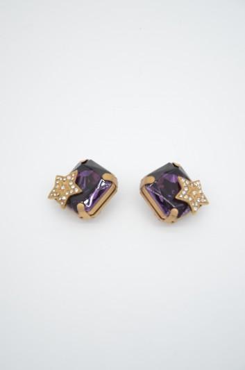 Dolce & Gabbana Women Jewel Star Earrings - WEK8S1 W1111