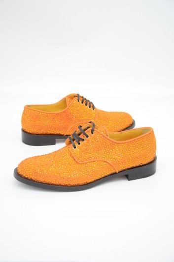 Dolce & Gabbana Women Jewel Laced Shoes - CN0065 AK040