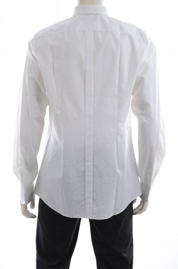 Dolce & Gabbana Men Long Sleeve Shirt - G5CR0T FUMWI