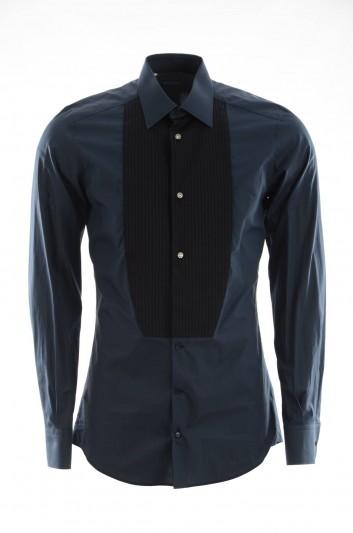 Dolce & Gabbana Men Long-Sleeve Shirt - G5FV6T GEI22