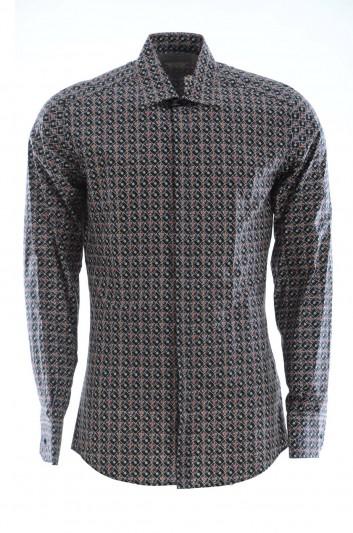 Dolce & Gabbana Men Long-Sleeve Shirt - G5GB3T HS5EL