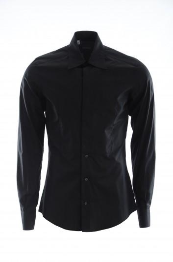 Dolce & Gabbana Men Long-Sleeve Shirt - G5GV4T FU5K9