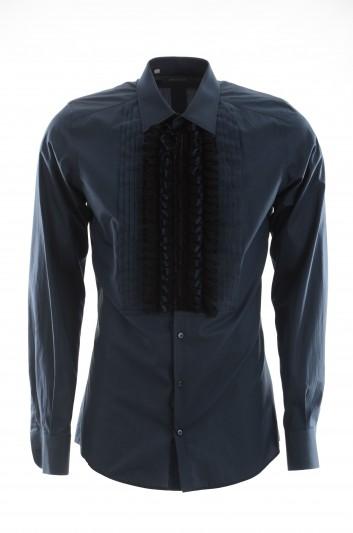 Dolce & Gabbana Men Long-Sleeve Shirt - G5GE0T GEI23