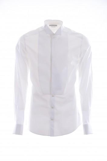 Dolce & Gabbana Men Long-Sleeve Shirt - G5EN3T FU5K9
