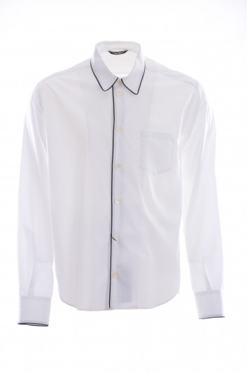 Dolce & Gabbana Men Long-Sleeve Shirt - G5GY5T FU5K9