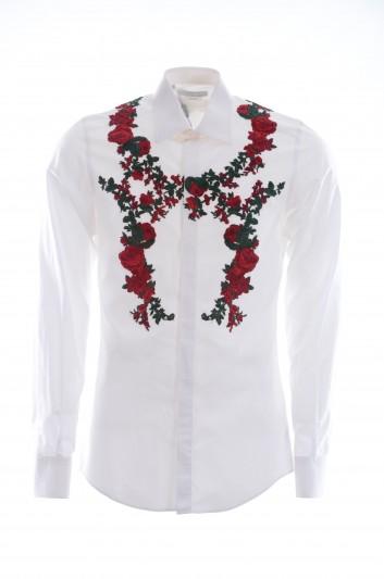 Dolce & Gabbana Men Long-Sleeve Shirt - G5FT0Z GEI09