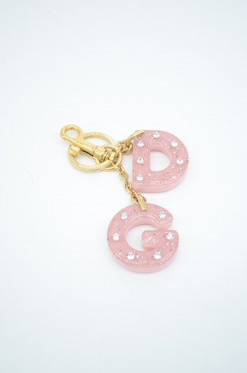 Dolce & Gabbana Men DG Key Holder - BI1038 AH435