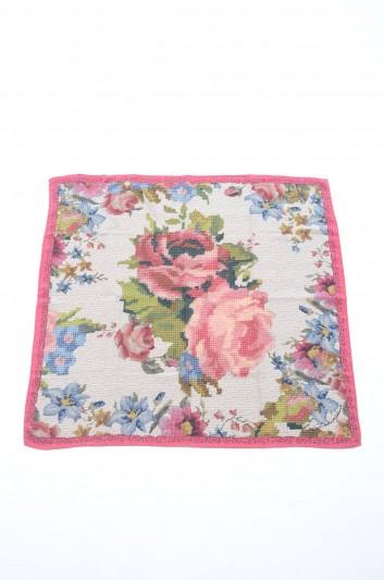 Dolce & Gabbana Women Floral Silk Foulard - FN092R GDG56