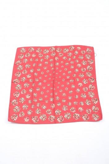 Dolce & Gabbana Fular Seda Floral Mujer - FN092R GDG56