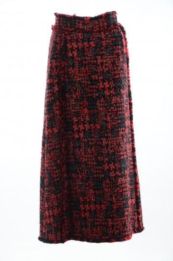 Dolce & Gabbana Falda Larga Mujer - F4BO7T FMMFJ