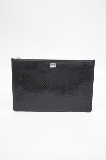 Dolce & Gabbana Women Python Beauty Case - BP2182 A2S03