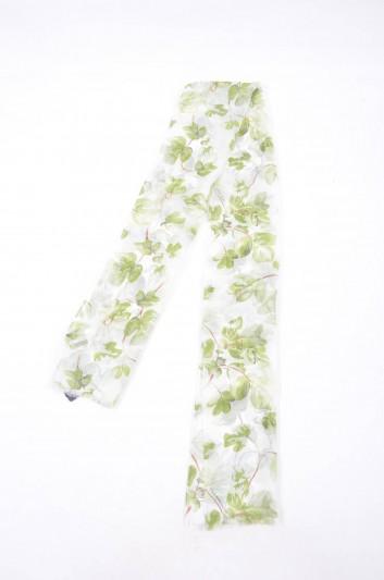 Dolce & Gabbana Fular Seda Floral Mujer - II112W HS1WG