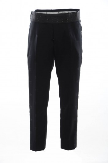 Dolce & Gabbana Men Straight Pants - GYESMT FJ2BF
