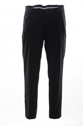 Dolce & Gabbana Pantalones Rectos Hombre - GY6UET FUBD5
