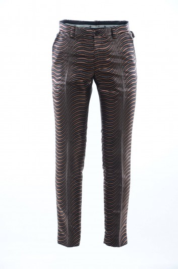 Dolce & Gabbana Men Straight Pants - GY6IET HJMGB
