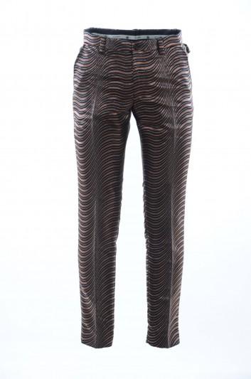 Dolce & Gabbana Pantalones Rectos Hombre - GY6IET HJMGB