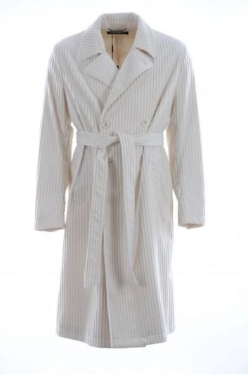 Dolce & Gabbana Men Trench Coat - G015UT FUVFH