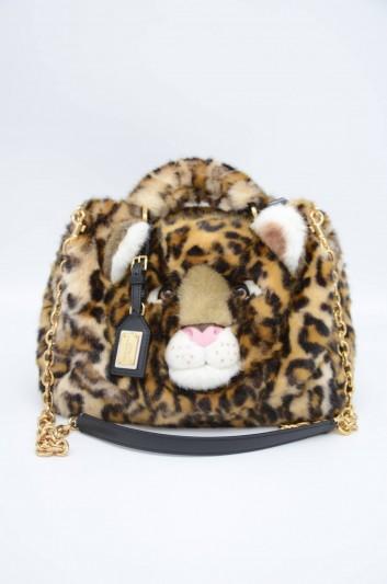 Dolce & Gabbana Bolso Tejido Estampado Mujer - BB6620 AV375