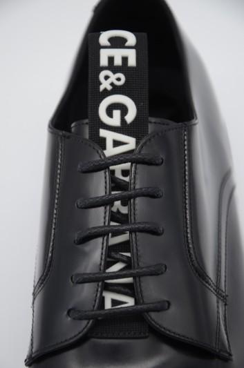 Dolce & Gabbana Men Laced Shoes - A10424 A1203