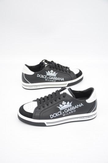 Dolce & Gabbana Men Logo Sneakers - CS1601 AS704