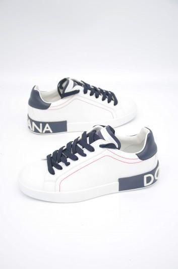 Dolce & Gabbana Men Logo Sneakers - CS1587 AH526