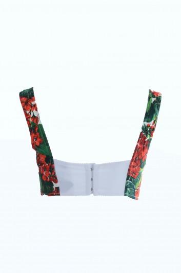 Dolce & Gabbana Women Floral Top - F7Y28T FSRKF