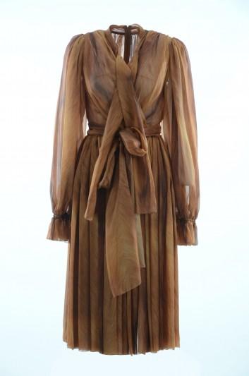 Dolce & Gabbana Women Silk Medium Dress - F6J7OT HS16G