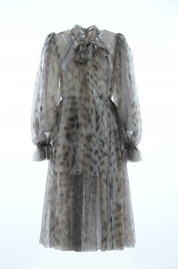 Dolce & Gabbana Women Silk Medium Dress - F6C0IT HS152