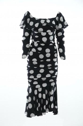 Dolce & Gabbana Women Polka Dot Medium Dress - F6D5ZT FSAX6