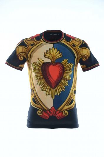 Dolce & Gabbana Camiseta Hombre - G8KC0T HH77M