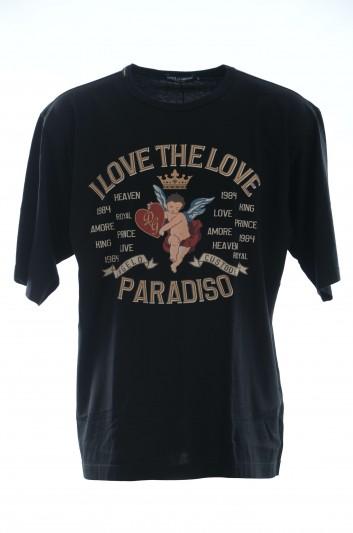 Dolce & Gabbana Men T-Shirt - G8JE2T FU7EQ