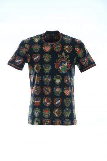 Dolce & Gabbana Camiseta Hombre - G8KC0T HH77N