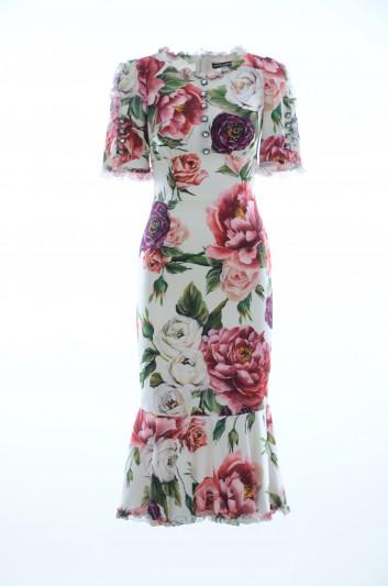 Dolce & Gabbana Women Floral Dress - F69X9Z GDJ21