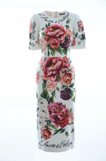 Dolce & Gabbana Women Floral Dress - F69Y6Z GDJ33