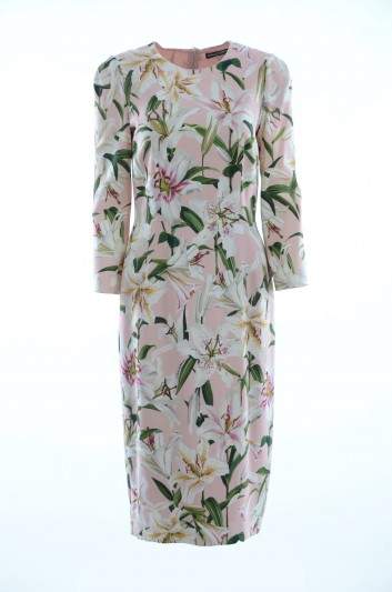 Dolce & Gabbana Women Floral Dress - F56E3IT FSRLJ