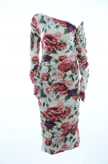 Dolce & Gabbana Women Floral Dress - F69S1T GDJ21