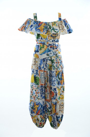 Dolce & Gabbana Mono Majolica Mujer - F69V3T FS5AA