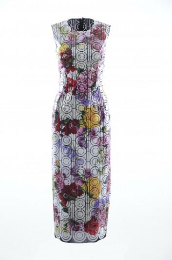 Dolce & Gabbana Vestido Floral Mujer - F6B5GT HHME2
