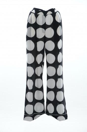 Dolce & Gabbana Women Polka Dot Pants - FTAMPT HS126
