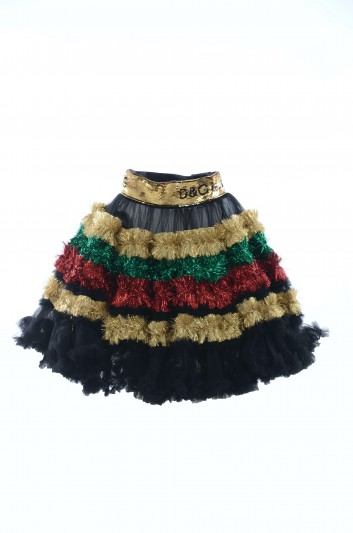 Dolce & Gabbana Falda Mujer - F4BJZZ FLMRW