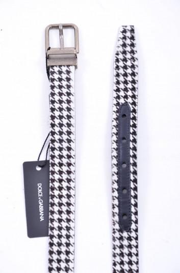 Dolce & Gabbana Men Fur Belt - BC3614 AC635