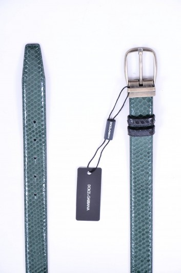 Dolce & Gabbana Cinturón Hombre - BC4136 A2N99