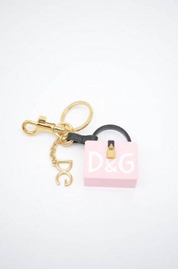 Dolce & Gabbana Llavero Bolso Mujer - BI1062 AH822